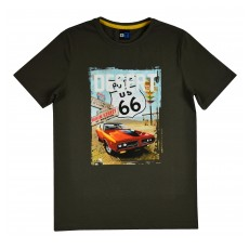 koszulka młodzieżowa krótki rękaw - GT-5738