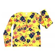 bluza dziewczęca długi zamek - A-6855