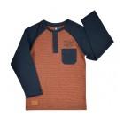 GT-4939 - bluzka chłopięca z kieszonką