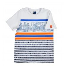 koszulka chłopięca krótki rękaw - GT-5798