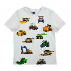 koszulka chłopięca krótki rękaw - GT-5818