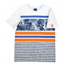 koszulka chłopięca krótki rękaw - GT-5799
