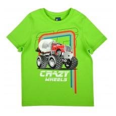 koszulka chłopięca krótki rękaw - GT-5836