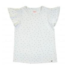 bluzka dziewczęca krótki rękaw - A-7438