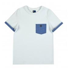 koszulka chłopięca krótki rękaw - GT-5859