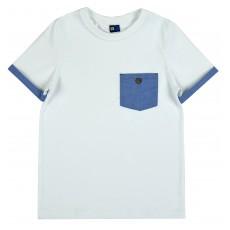 koszulka chłopięca krótki rękaw - GT-5860