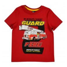koszulka chłopięca krótki rękaw - GT-5864