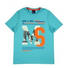 koszulka chłopięca krótki rękaw - GT-5831