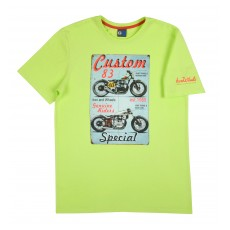 koszulka młodzieżowa krótki rękaw - GT-5884