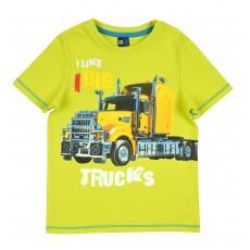 koszulka chłopięca krótki rękaw - GT-5926