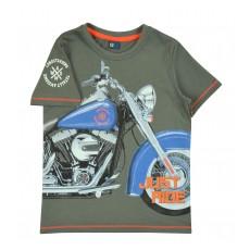 koszulka chłopięca krótki rękaw - GT-5925