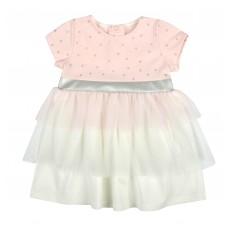 elegancka sukieneczka z tiulem - A-7453