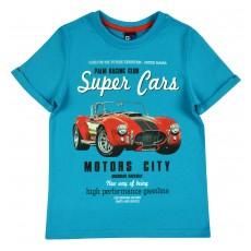 koszulka chłopięca krótki rękaw - GT-5938