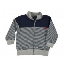 bluza chłopięca długi zamek dla maluszka - GT-5917