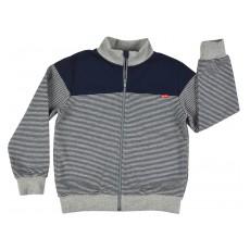 bluza chłopięca długi zamek - GT-5918