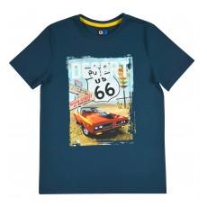 koszulka chłopięca krótki rękaw - GT-5736