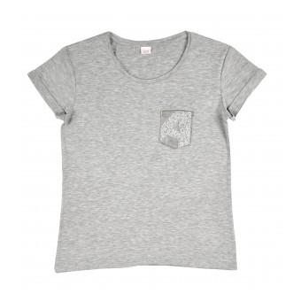 bluzka krótki rękaw - A-7592