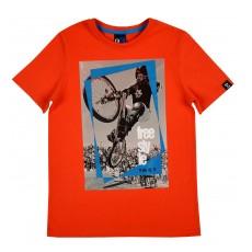 koszulka chłopięca krótki rękaw - GT-5805