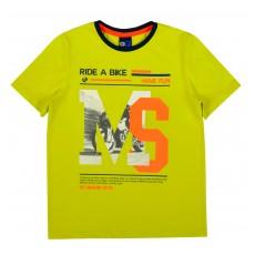 koszulka chłopięca krótki rękaw - GT-5830