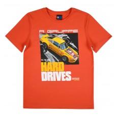 koszulka chłopięca krótki rękaw - GT-5079