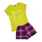 piżama krótki rękaw - A-5989