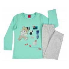 piżamka dziewczęca - A-7027