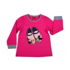 bluzeczka dziewczęca długi rękaw - A-7317
