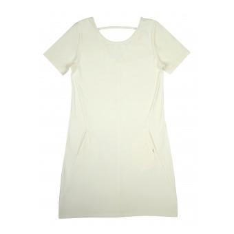 cienka sukienka z kieszonkami - A-6700