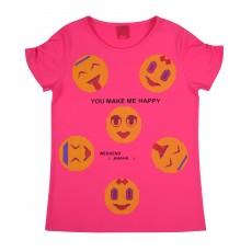 bluzka krótki rękaw - A-6745