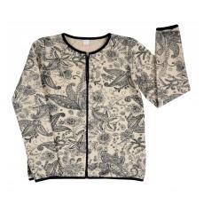 bluza długi zamek - A-6856