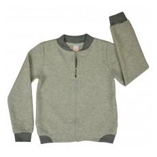 bluza dziewczęca długi zamek - A-6896