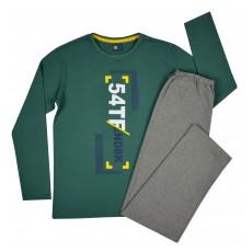 piżama chłopięca długi rękaw - GT-4804