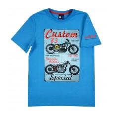 koszulka chłopięca krótki rękaw - GT-5883