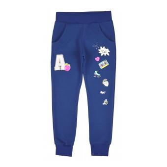 spodnie dziewczęce - A-7097