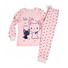 piżamka dziewczęca - A-7663