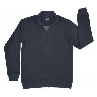 sweterek męski długi zamek - GT-5603