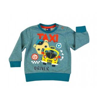 bluza dresowa dla maluszka