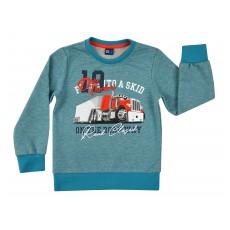 dresowa bluza chłopięca - GT-6187