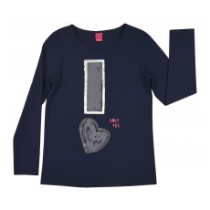 bluzka długi rękaw - A-7726