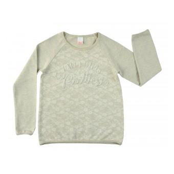 bluza dziewczęca a`la sweterek