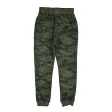 ciepłe spodnie dresowe chłopięce - GT-6249