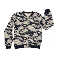 bluza długi zamek - A-7824