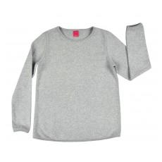 ciepły sweterek z perełkami - A-7859