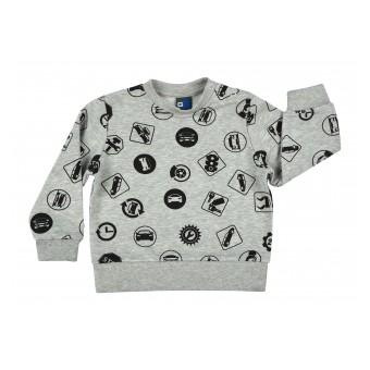 dresowa bluza dla maluszka - GT-6282