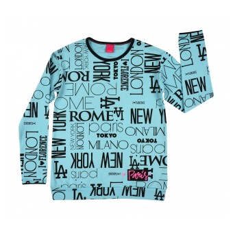 cienka bluza - A-7855