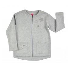 cieplutka bluza długi zamek - A-7862