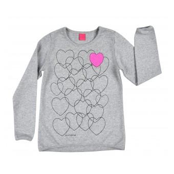 sweterek dziewczęcy - A-7901
