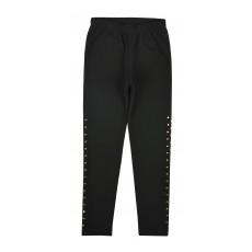 ciepłe legginsy dziewczęce - A-7923