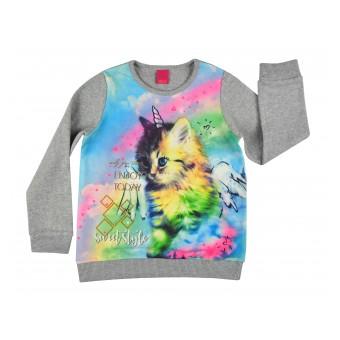sweterek dziewczęcy - A-7930