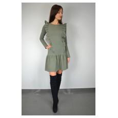 sukienka długi rękaw - A-7929